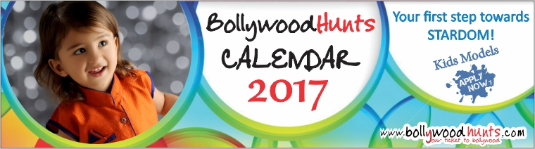BollywoodHunts Calendar 2017 (Kid Models) Contest Bollywoodhunts.com